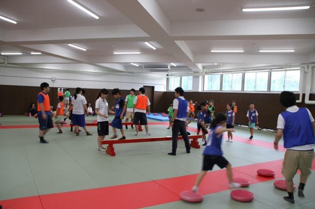 多様な運動体験プログラム