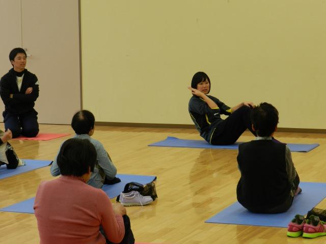 健康運動教室inSETO