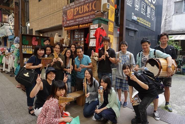 わくわくツアー!名古屋で世界旅行2016