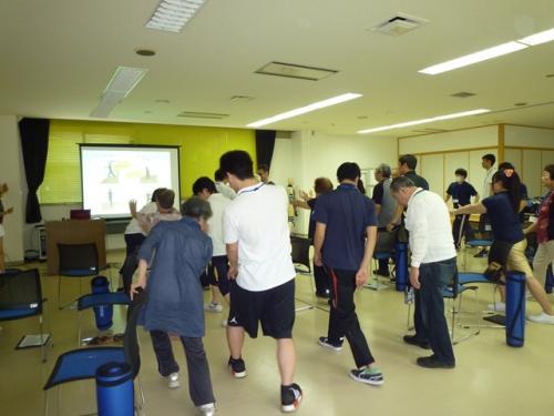 『いきいきトレーニング』開催中