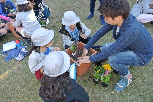 花植イベント1