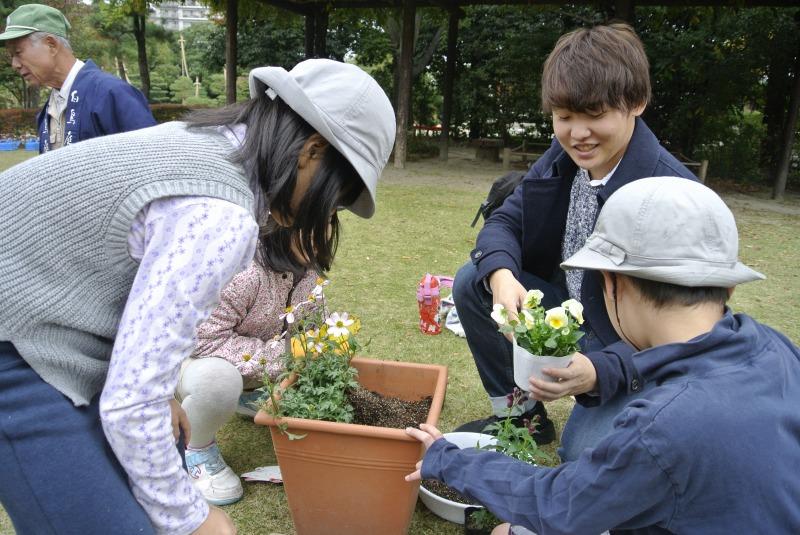 花植プロジェクト2