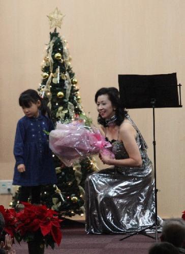 音楽で奏でるクリスマス