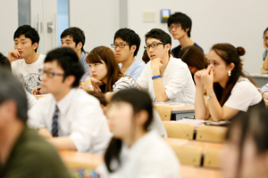 出張講義/体験授業の実施