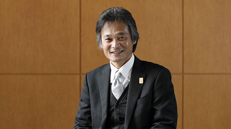 英語学専攻 加瀬政美さん