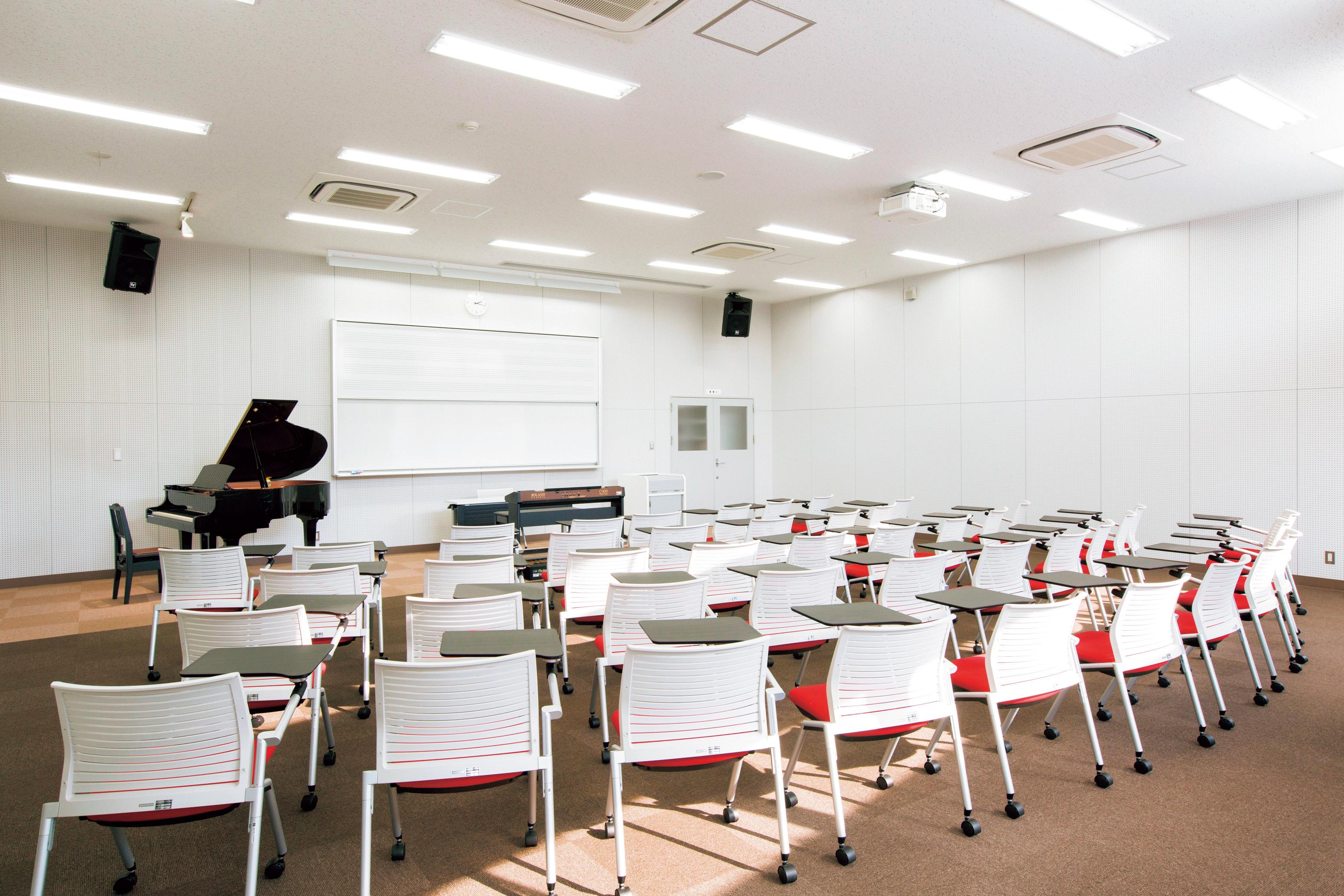 音楽実習室2