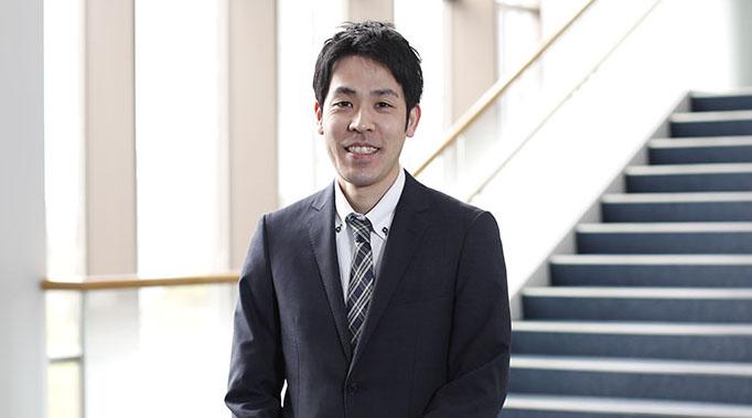 経営政策専攻 小野木悠さん